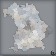 by Paul -  Made using OSM  border data